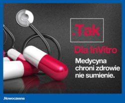 Medycyna leczy zdrowie nie sumienie