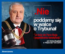 Założenia Nowoczesnej do Ustawy o Trybunale