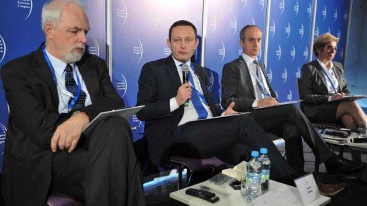 Paweł Rabiej podczas EKG w Katowicach: Jesteśmy w momencie przełomowym
