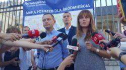 Nowoczesna: Warszawa potrzebuje zmian