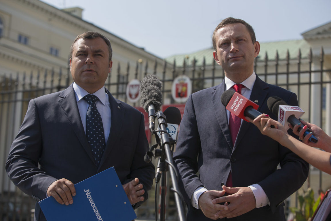 Ośmiornica w warszawskim ratuszu – Nowoczesna domaga się uczciwego wyjaśnienia reprywatyzacji