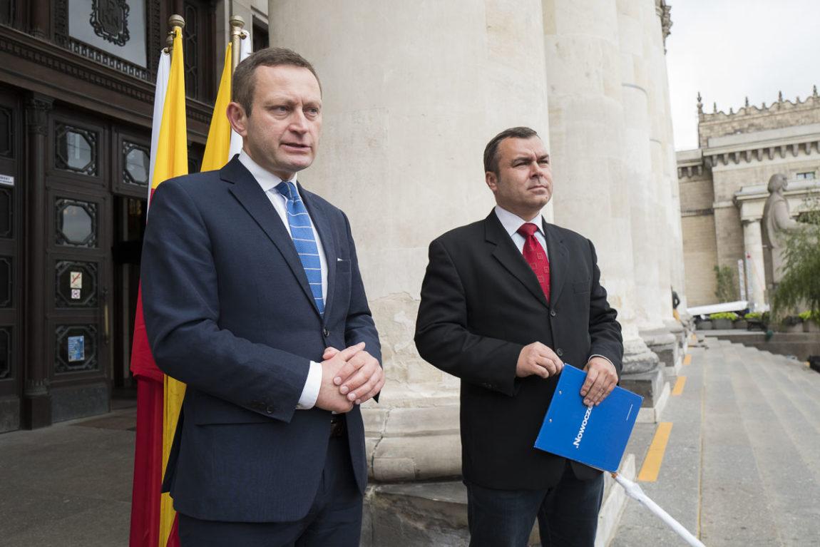 Nowoczesna proponuje PO współdziałanie w rozwiązaniu kryzysu zarządzania w Warszawie