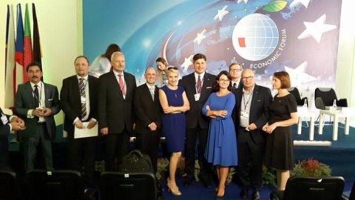 Nowoczesna na XXVI Forum Ekonomicznym w Krynicy-Zdroju