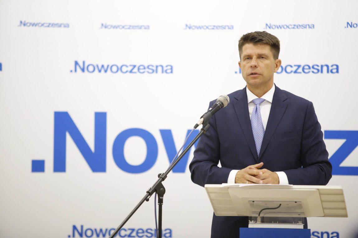 Ryszard Petru we Wrocławiu: PiS to najbardziej niekompetentna ekipa od 26 lat.