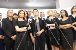 Posłanki i posłowie Nowoczesnej wspierają protesty kobiet ws. aborcji