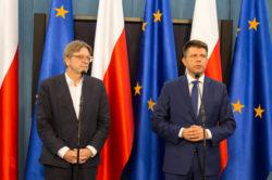 Guy Verhofstadt: Widzę w Nowoczesnej alternatywę dla polskiej polityki