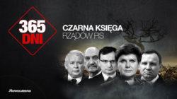 365 dni. Czarna księga rządów PiS