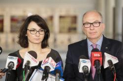 Nowoczesna złożyła zawiadomienie do prokuratury o możliwości popełnienia przestępstwa przez Zbigniewa Ziobrę i Jacka Kurskiego