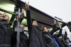 Ryszard Petru na demonstracji KOD przed Trubynałem Konsytucyjnym