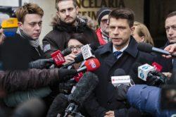 Ryszard Petru apeluje o zwołanie w poniedziałek konwentu seniorów