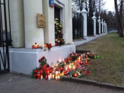 Wyrazy współczucia dla bliskich ofiar katastrofy rosyjskiego samolotu