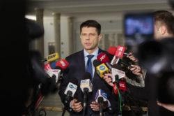 Ryszard Petru: Jeśli PiS chce okazać dobrą wolę to niech wycofa policję sprzed Sejmu