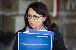 Pomoc prawna dla osób, które mogą być oskarżane za udział w protestach przed Sejmem