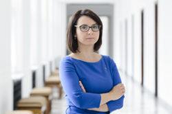 Kamila Gasiuk-Pihowicz z komentarzem do projektu nowej ustawy o KRS