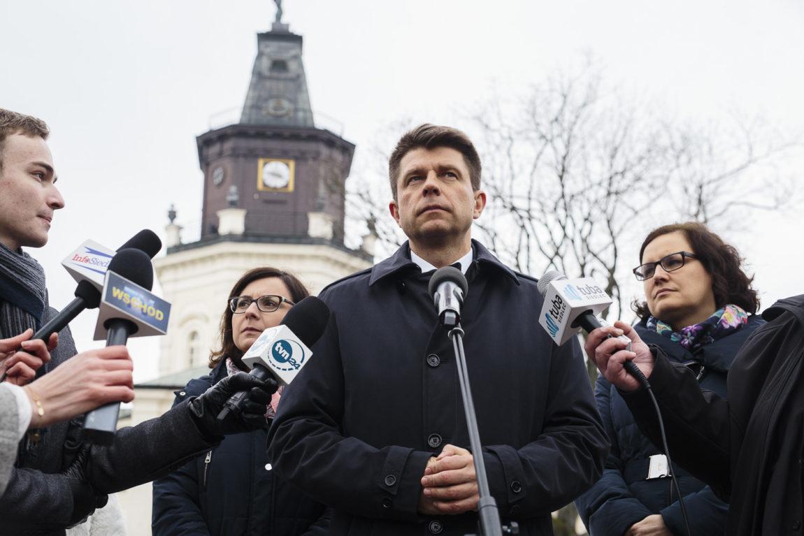 """#PolskaNowoczesna: Nowoczesna w Siedlcach o sądownictwie i """"lex Szyszko"""""""