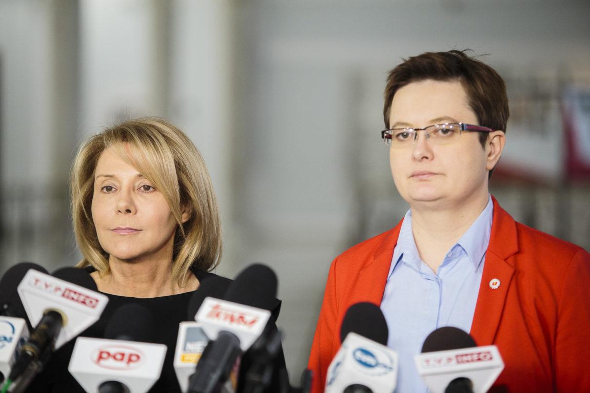 B. Dolniak i K. Lubnauer: Minister Waszczykowski musi postępować zgodnie z prawem a nie je naruszać