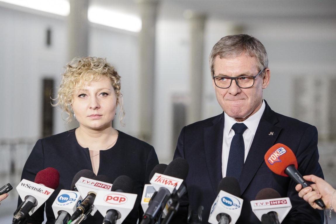 Marta Golbik i Grzegorz Furgo o repolonizacji mediów: media mają być w pełni uzależnione od partii rządzącej. To niebezpieczne