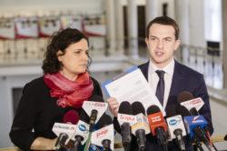 Ewa Lieder i Adam Szłapka o #LexSzyszko: Niech CBA zbada, kto miał wpływ na powstawanie tej ustawy
