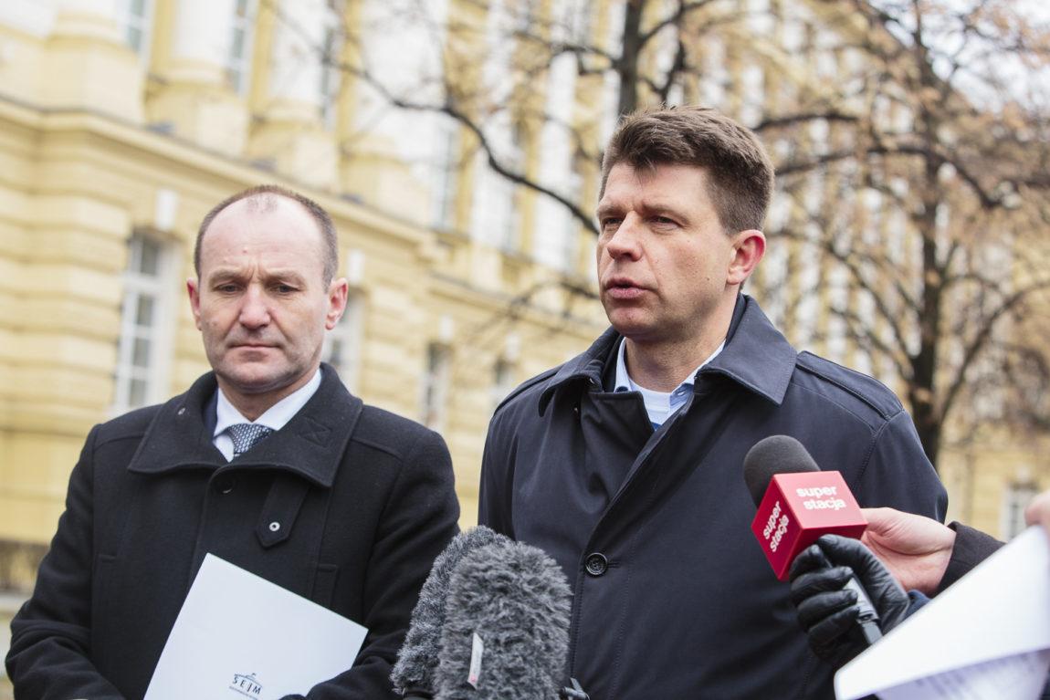 Ryszard Petru i Marek Sowa: Apelujemy, by zeznania pani premier po wypadku były publiczne [LIST]