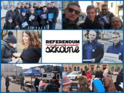 Nowoczesna zebrała 10 tysięcy podpisów pod wnioskiem o referendum przeciw reformie oświaty