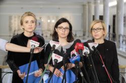 Nowoczesna o solidarności kobiet w Unii Europejskiej