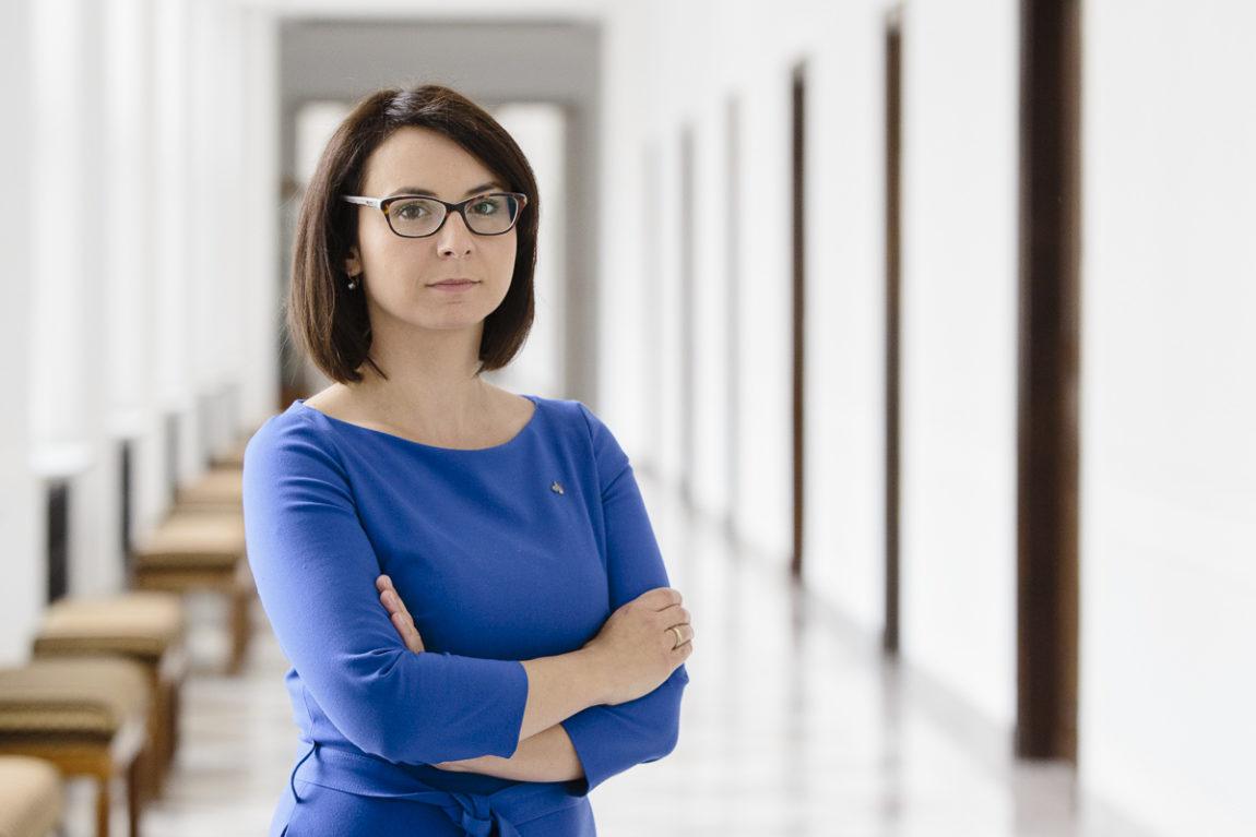 Kamila Gasiuk-Pihowicz: PiS atakuje Pierwszą Prezes Sądu Najwyższego