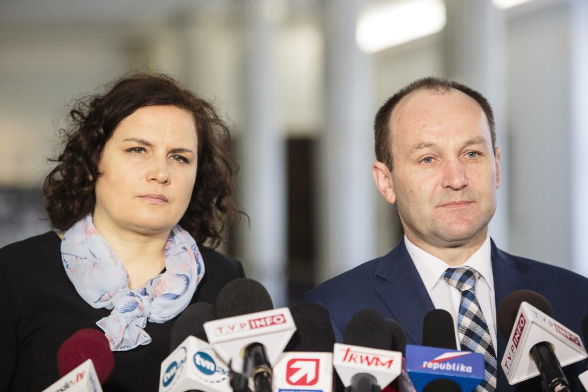 Komentarz posłów .N do nowelizacji ustawy o Regionalnych Izbach Obrachunkowych oraz działań ministra Szyszki