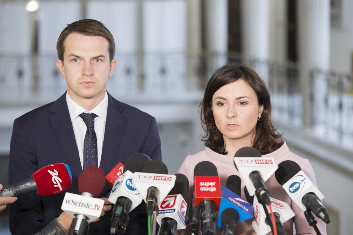 Nowoczesna o sprawie I. Stachowiaka: Min. Błaszczak musi ponieść odpowiedzialność polityczną