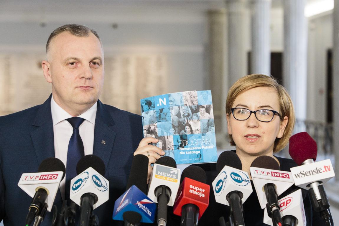 Nowoczesna zgłasza propozycję nowelizacji ustawy o VAT