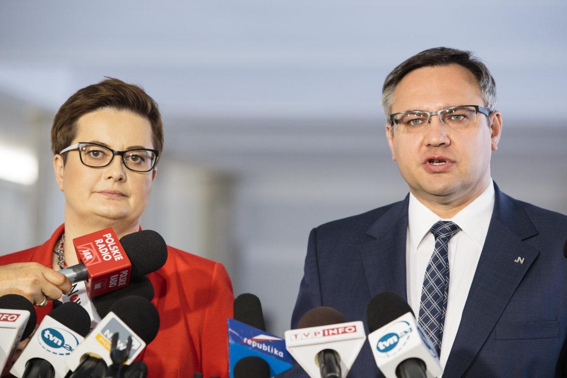 Mirosław Suchoń: Skoro Policja była na manifestacji, to dlaczego nie reagowała gdy bito człowieka?