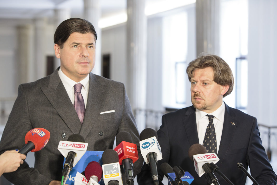 Piotr Misio i Paweł Pudłowski: W Polsce budzone są demony szowinizmu, rasizmu i ksenofobii.