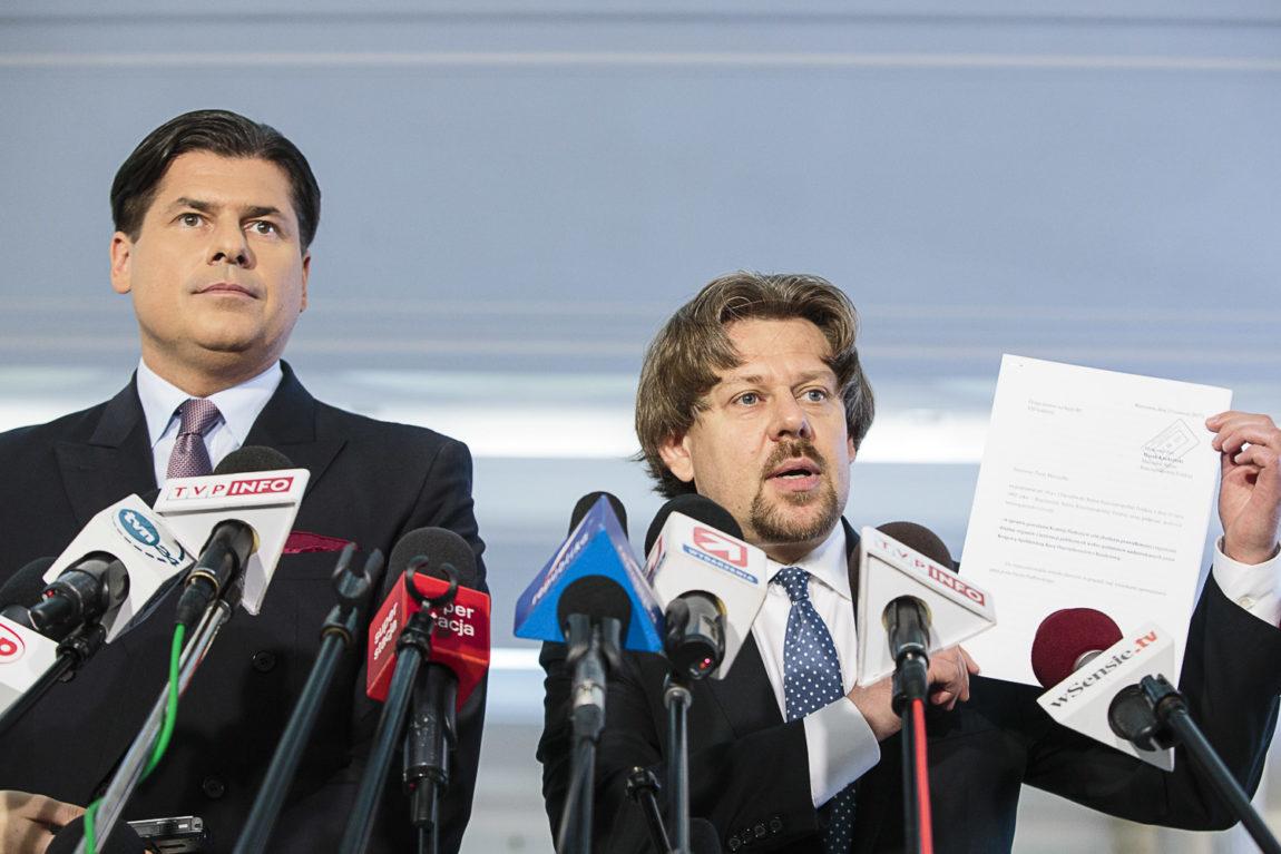 Nowoczesna chce komisji śledczej w sprawie działalności Kas SKOK