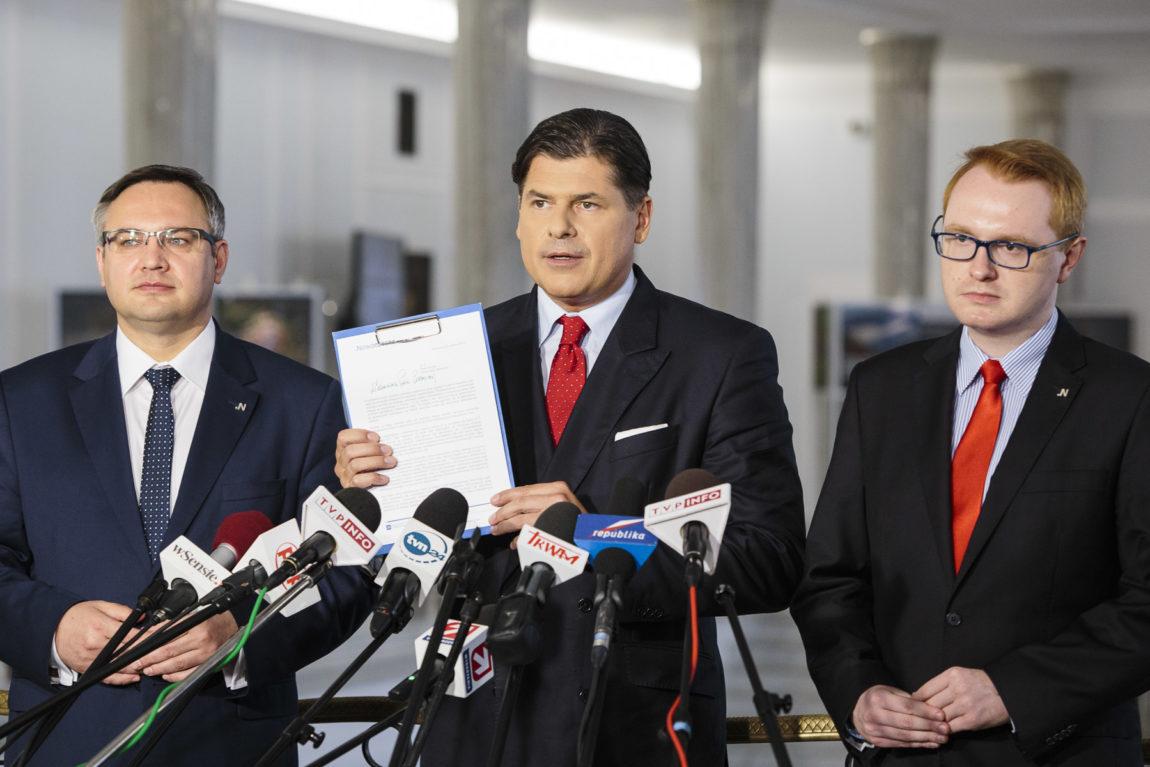 Konflikt w rządzie ws. UBER – Nowoczesna apeluje do Pani Premier o ukrócenie sporu między Minstrami