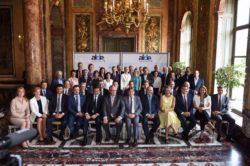 W dniach 22-23 czerwca 2017 roku Ryszard Petru – przewodniczący Nowoczesnej przebywał z wizytą w Brukseli.
