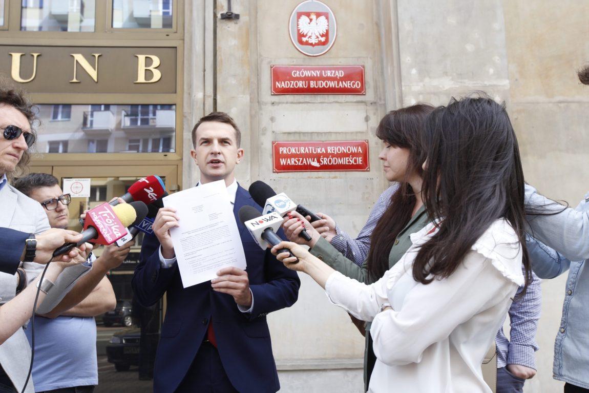 Inwigilacja opozycji! Nowoczesna informuje prokuraturę o podejrzeniu popełnienia przestępstwa