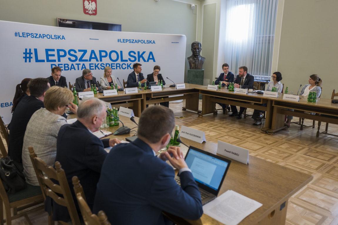 WYZWANIA XXI WIEKU DLA SZKOLNICTWA WYŻSZEGO – Debata Nowoczesnej Lepsza Polska