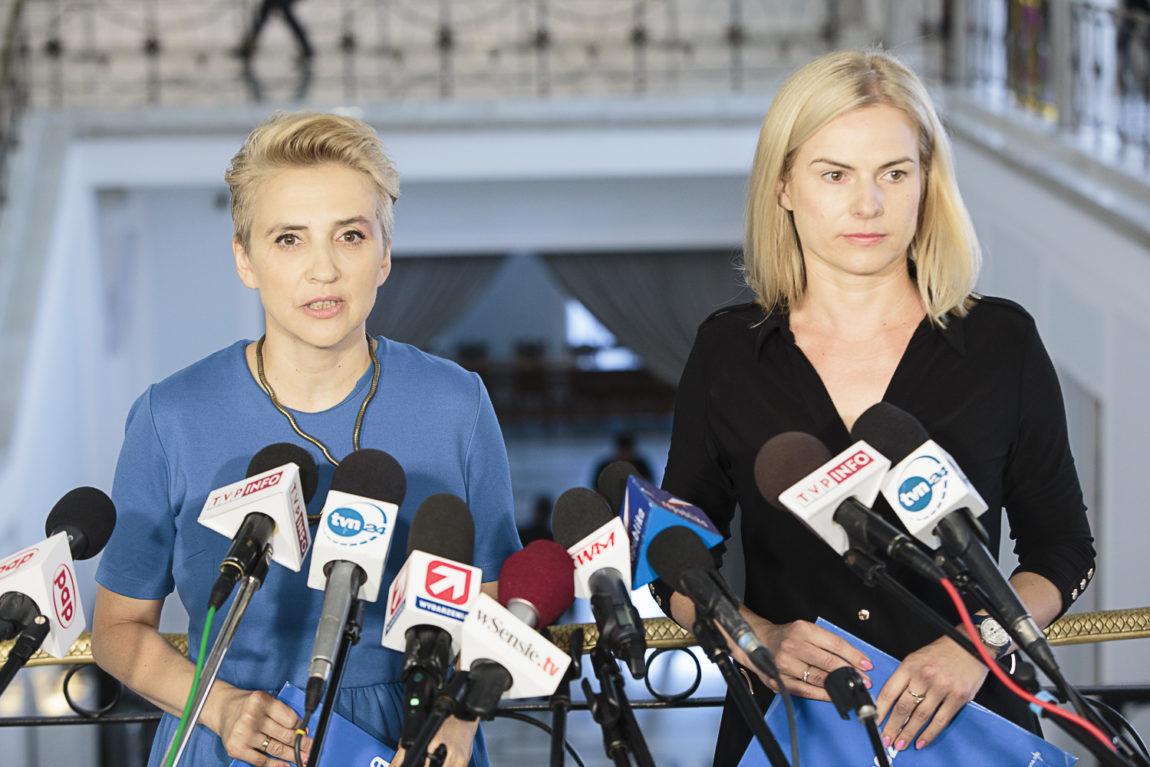 Joanna Schmidt i Joanna Scheuring-Wielgus: PiS chce wykończyć NGO-sy i wywrócić do góry nogami idee społeczeństwa obywatelskiego