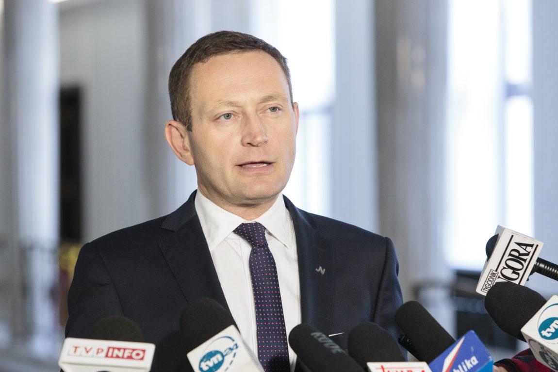 Paweł Rabiej: Pismo do Komisji Europejskiej to element propagandy, obrzydzania Polakom Unii Europejskiej.