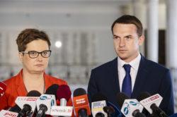 Adam Szłapka: Podsłuchiwanie i śledzenie polityków opozycji jest niedopuszczalne