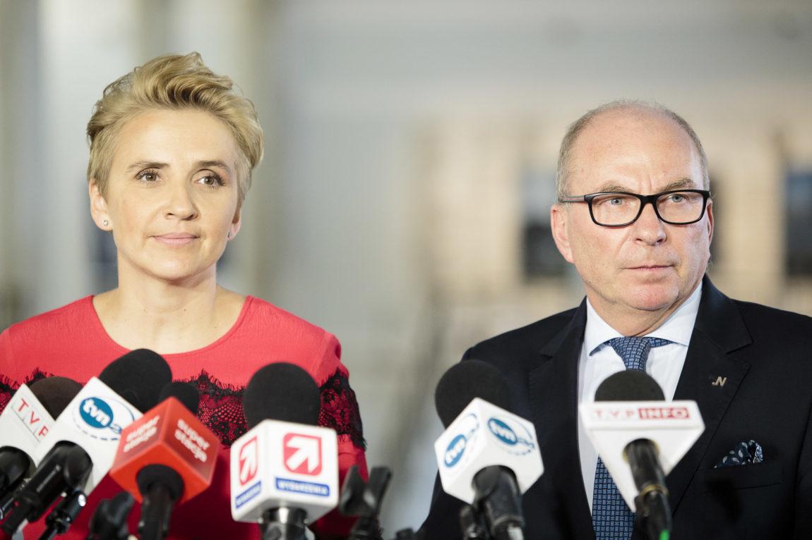 Nowoczesna chce ukarania poseł Pawłowicz