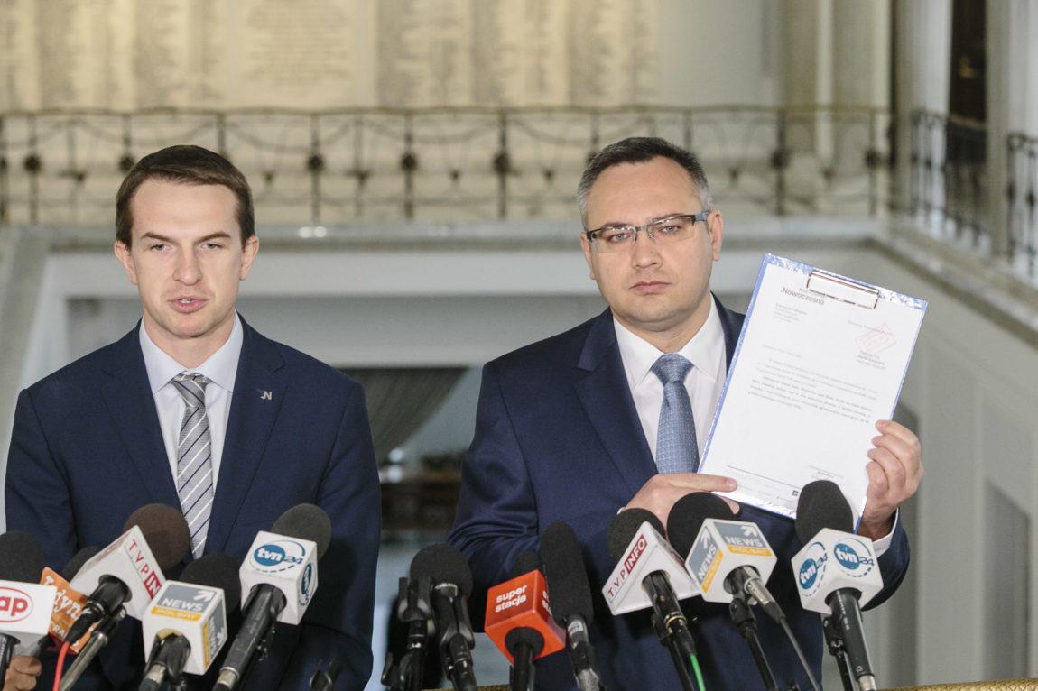 Mirosław Suchoń: Jednym, który nic nie zrozumiał o co chodziło w proteście rezydentów jest polski rząd.