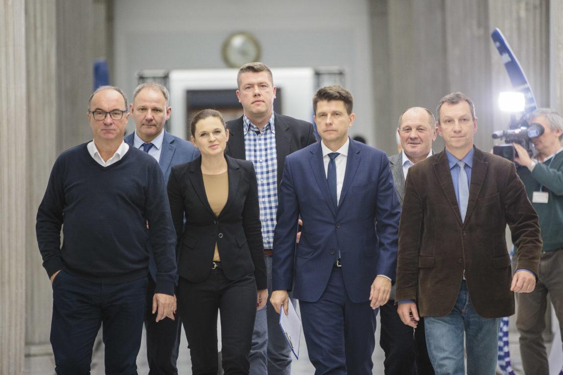Spotkanie liderów opozycji ws. wyborów samorządowych
