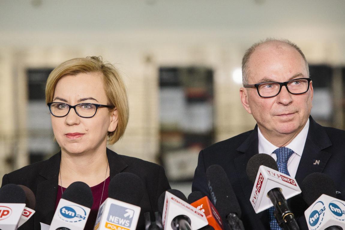 Hennig-Kloska: Rząd mówi: Polacy jeśli chcecie emeryturę, to musicie odłożyć ją sobie sami
