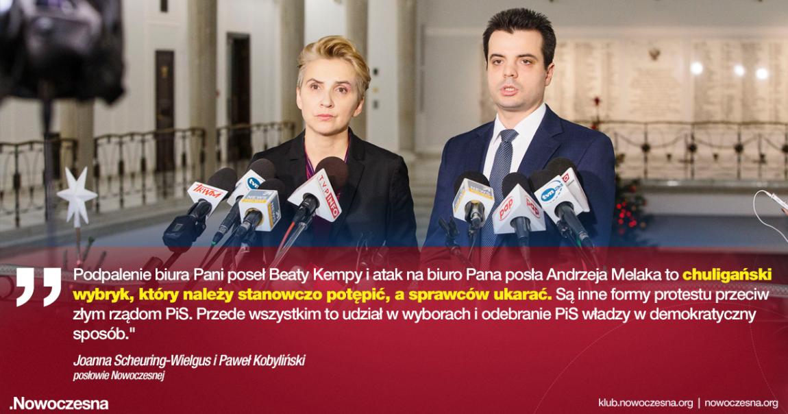 Joanna Scheuring-Wielgus o karze dla TVN: Chodzi o to, żeby zamknąć usta mediom prywatnym