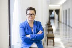 Katarzyna Lubnauer: Będziemy chcieli odwołać wicemarszałka Terleckiego