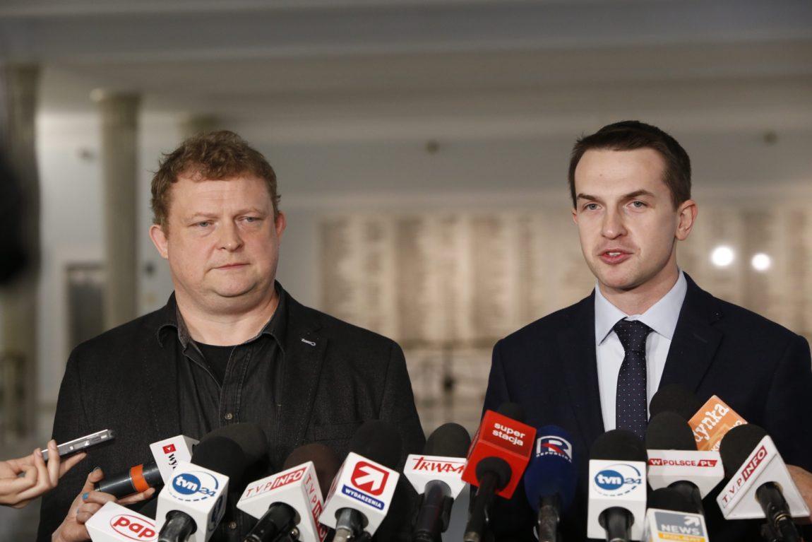 Adam Szłapka i Tomasz Piątek: Musimy wyjaśnić aferę Macierewicza!