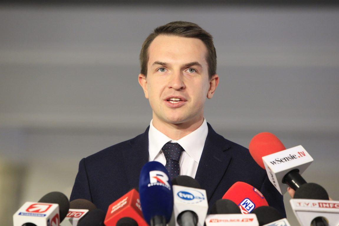 Szłapka: Jakie kroki zamierza podjąć rząd w celu wyjaśnienia opisanej przez Zbigniewa Maja sytuacji?