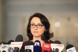 Kamila Gasiuk-Pihowicz o planie ekspresowej nowelizacji ustawy o KRS