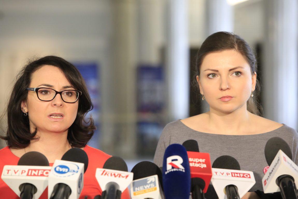 Kobiety same potrafią podjąć decyzję! Nie zgadzamy się na kolejną próbę zaostrzenia prawa aborcyjnego przez PiS.
