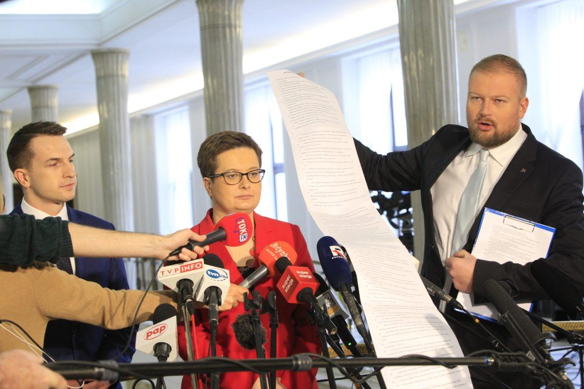 100 dni i #100draMatów rządu Mateusza Morawieckiego.